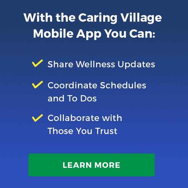 Caring Village Mobile App