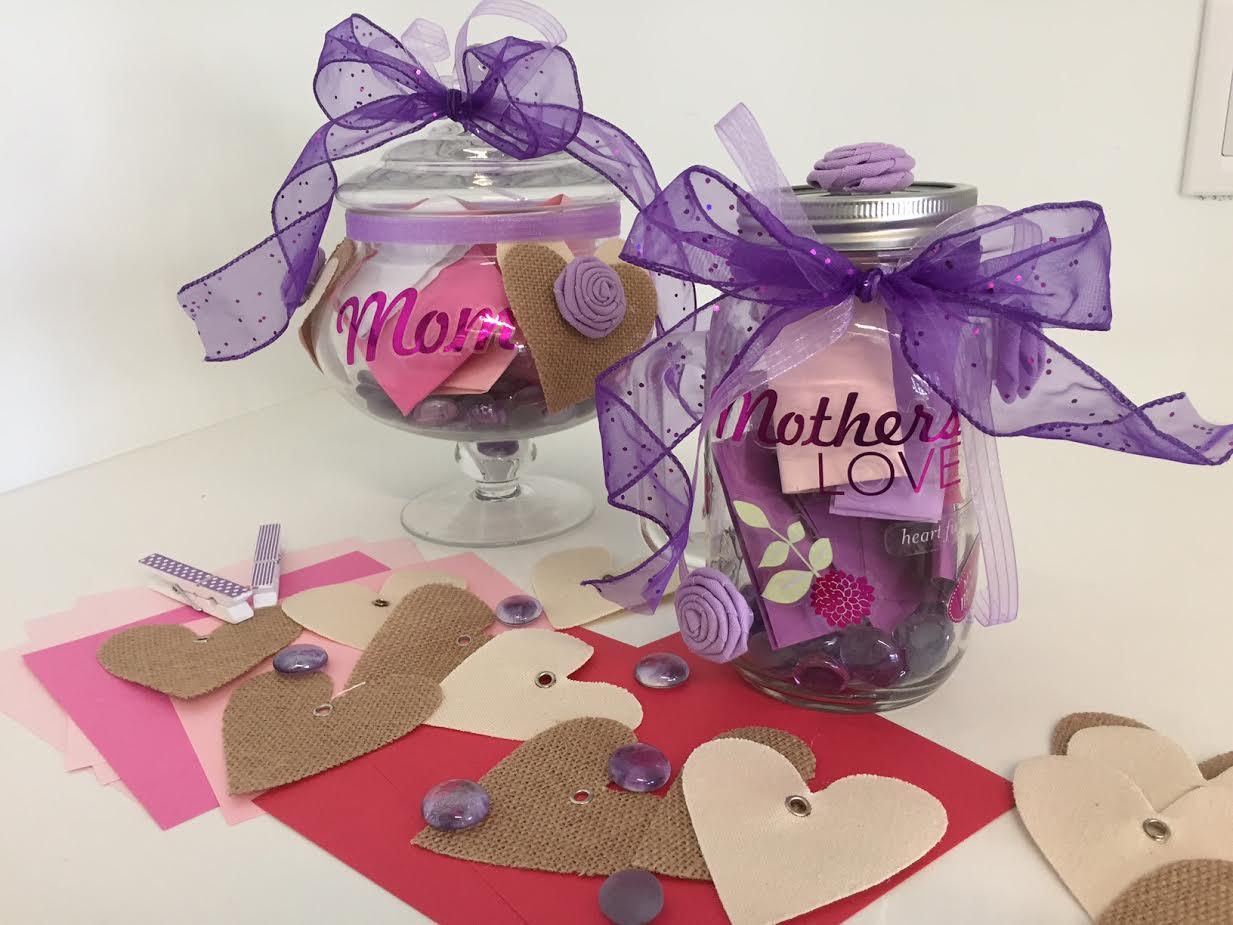 Mother's Day Appreciation Jar