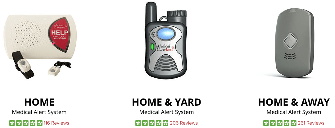 Medical Care Alert Home Alert System for Seniors