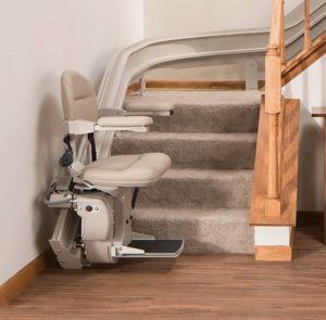 Best Stairlifts - Elite Curved by Bruno