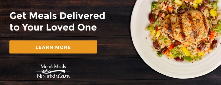 Mom's Meal - Best food delivery services for seniors