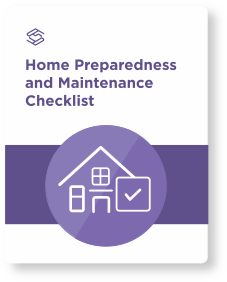 Caring Village Home Preparedness Checklist
