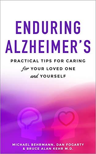 Enduring Alzheimer's book cover