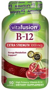 Vitafusion Extra Strength Vitamin B12 Gummies