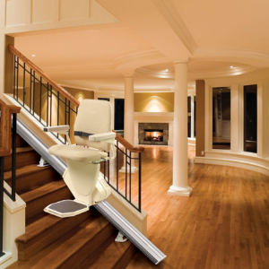Best Stairlifts - 101 Mobility Pinnacle Straight Stair Lift