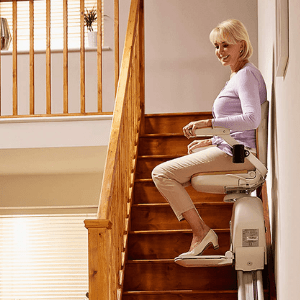 Best Stairlifts - Acorn 130 Straight Stairlift