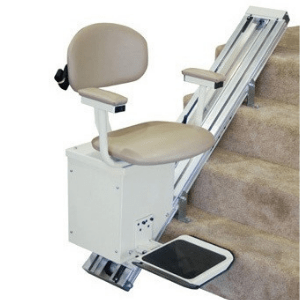 Best Stairlifts - AmeriGlide Outdoor Deluxe Stair Lift