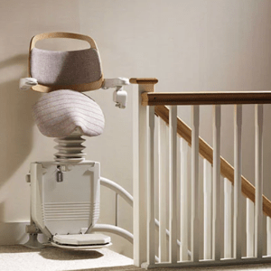 Best Stairlifts - Stannah Sadler Curved Stair Lift